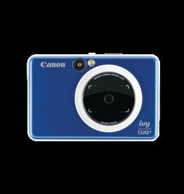 Canon IVY CLIQ+ Instant Camera Printer - Sapphire Blue