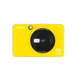Canon IVY CLIQ Instant Camera printer – Bumblebee Yellow
