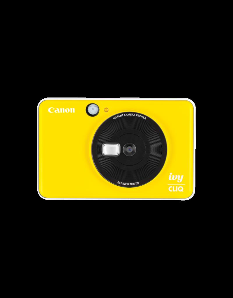 Canon IVY CLIQ Instant Camera printer – Bumblebee Yellow