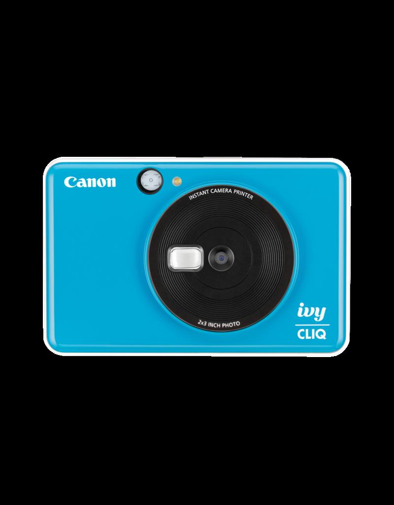 Canon IVY CLIQ Instant Camera printer - Seaside Blue