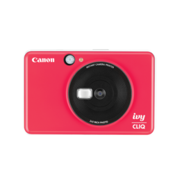 Canon ivy Instant Camera printer - Ladybug Red