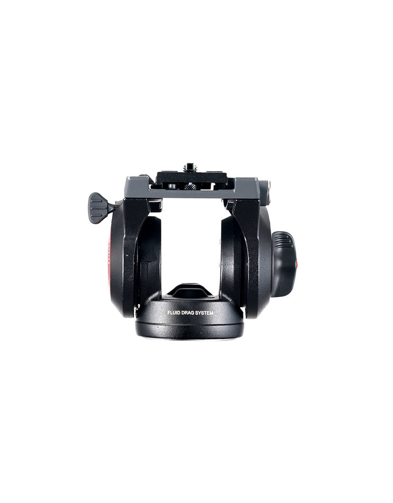 Manfrotto MVH500AH Rotule vidéo  500 pour trépied léger avec base plate