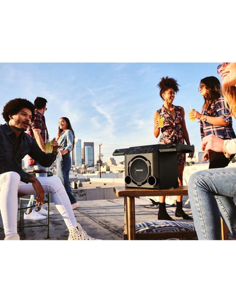 Sony GTK-PG10 Haut-parleur sans fil portatif