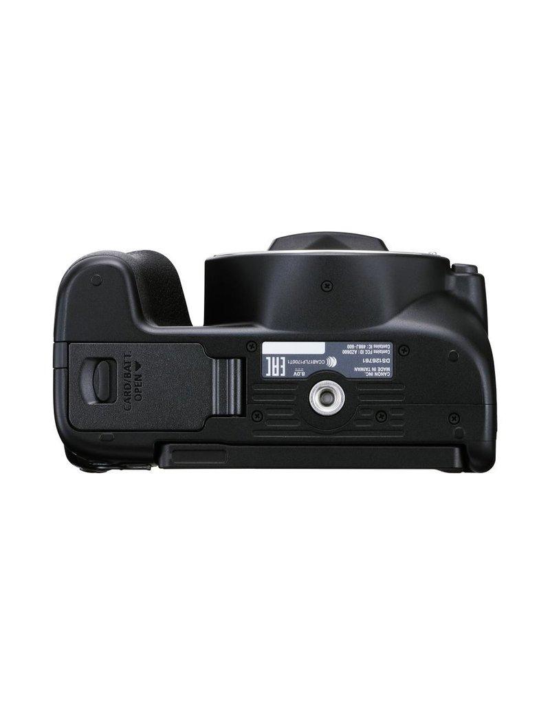 Canon EOS Rebel SL3 DSLR Appareil photo avec 18-55mm Objectif - Noir