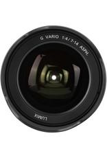 Panasonic Lumix G Vario 7-14mm f/4 ASPH. Objectif