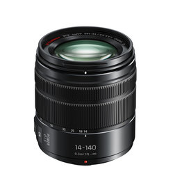 Panasonic Lumix G Vario 14-140mm f/3.5-5.6 ASPH. POWER O.I.S. Objectif