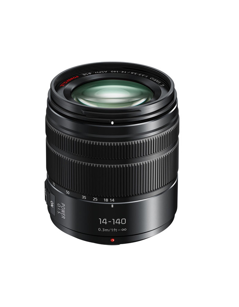 Panasonic Lumix G Vario 14-140mm f/3.5-5.6 ASPH. POWER O.I.S. Lens