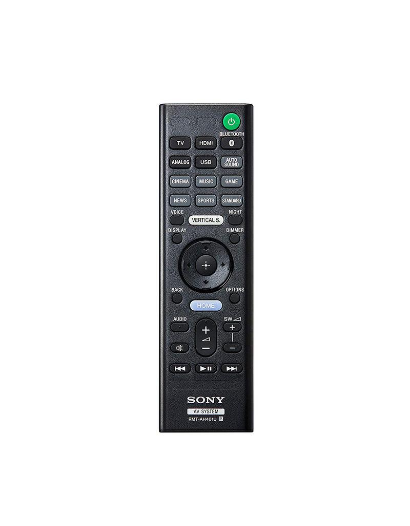 Sony HT-X9000F Barre de son, 2.1 canaux, 300W pour cinéma maison