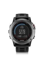 Garmin Garmin Fenix 3 Multisport Training GPS Watch - Grey