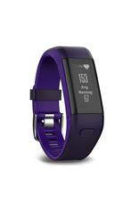 Garmin Garmin Vivosmart HR+ GPS Tracker d'activité - Violet