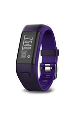 Garmin Garmin Vivosmart HR+ GPS Activity Tracker - Purple - Regular