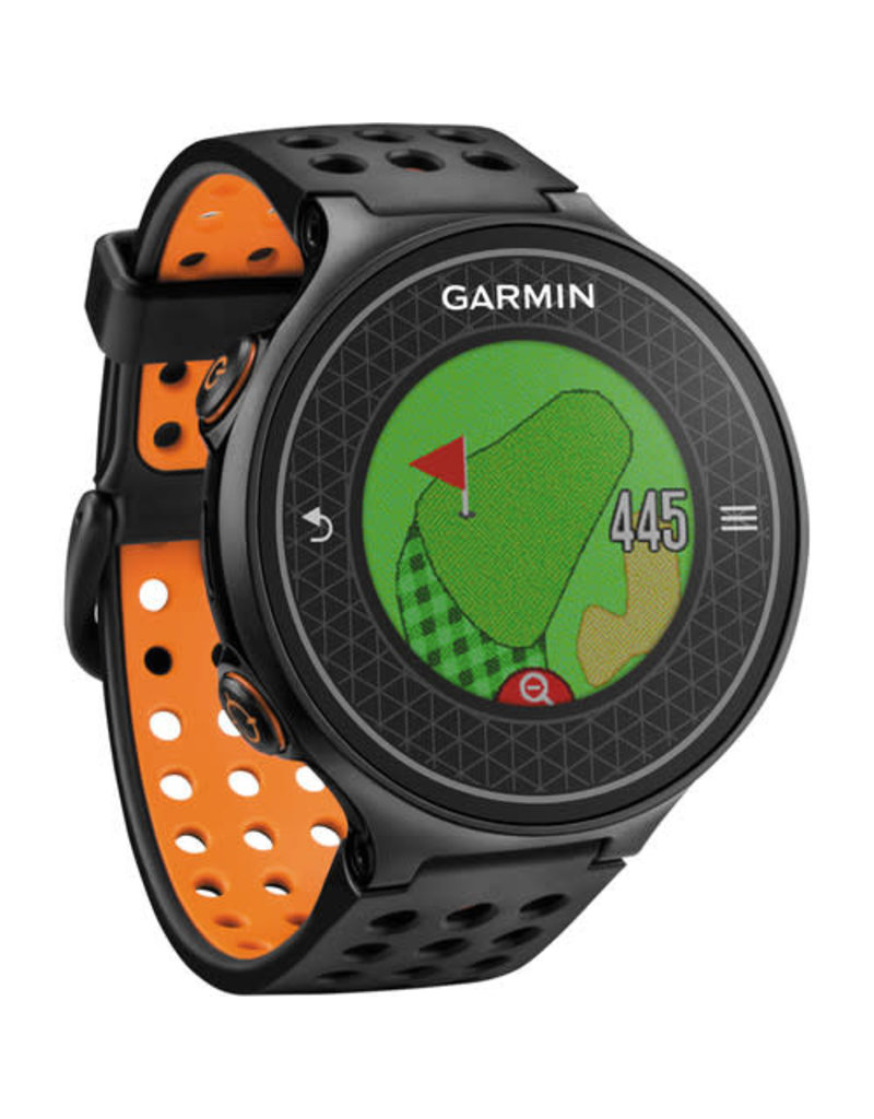 Garmin Garmin Approach S6 Swing Trainer and GPS Golf Watch with Color Touchscreen - Orange