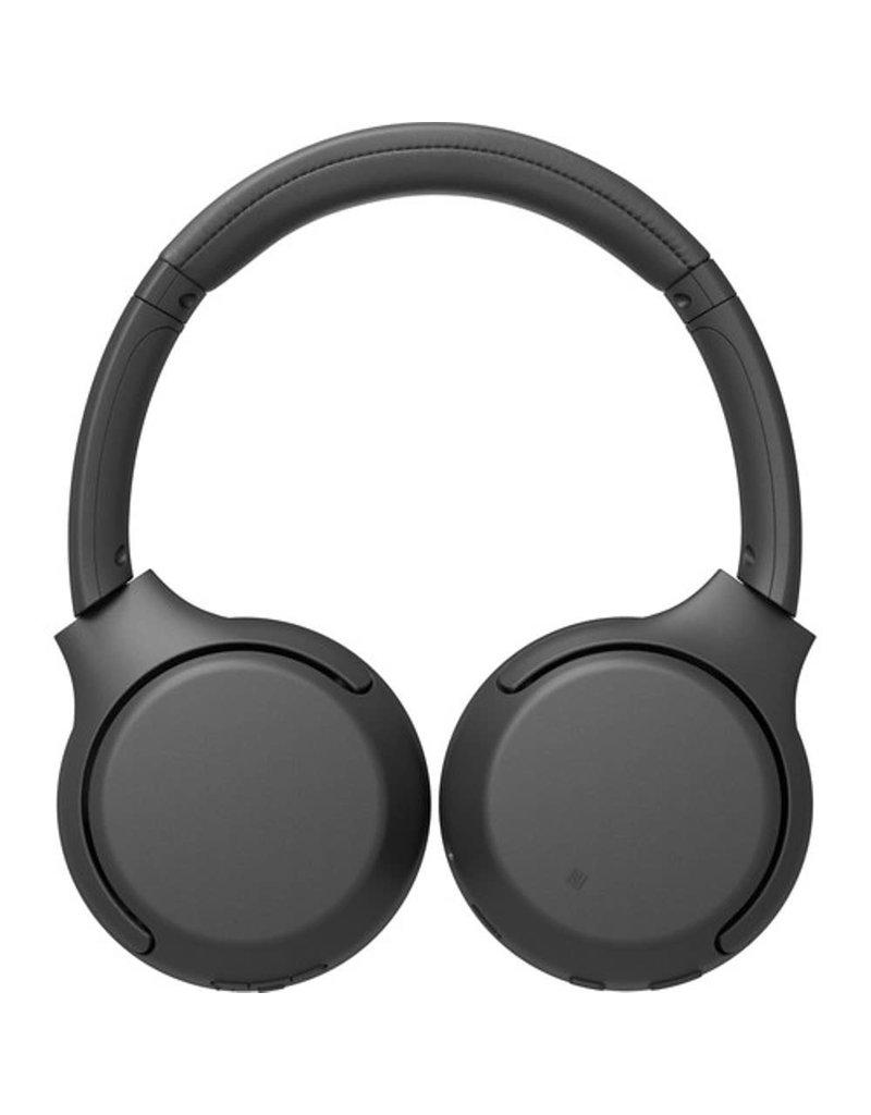 Sony Sony WH-XB700 EXTRA BASS Wireless On-Ear Headphones - Black