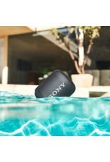 Sony Sony SRS-XB12 Portable Bluetooth Speaker - Black