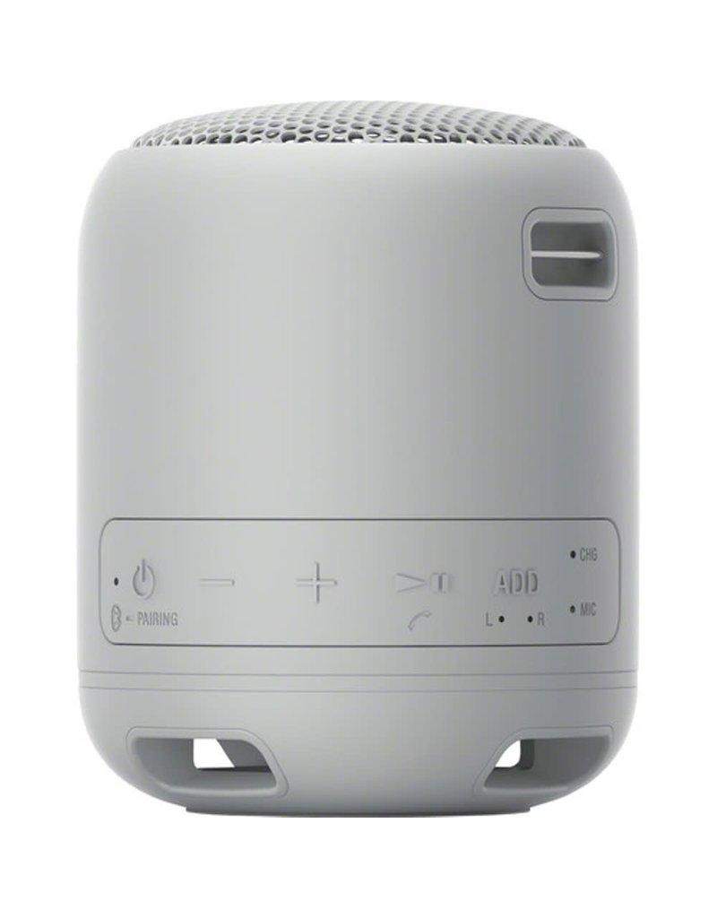 Sony Sony SRS-XB12 Portable Bluetooth Speaker - Gray