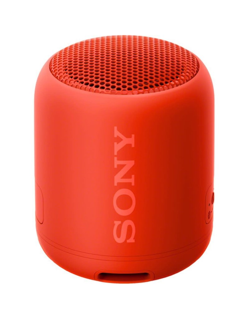 Sony Sony SRS-XB12 Portable Bluetooth Speaker - Red