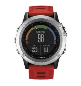 Garmin Garmin fenix 3 Multisport Training GPS Watch Bundle - Silver