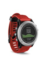 Garmin Garmin fenix 3 Multisport Training GPS Watch Bundle - Silver