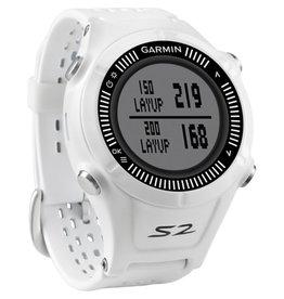 Garmin Garmin Approach S2 GPS Golf Watch - White