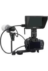 """Sony Sony CLM-V55 5"""" On camera LCD Monitor"""