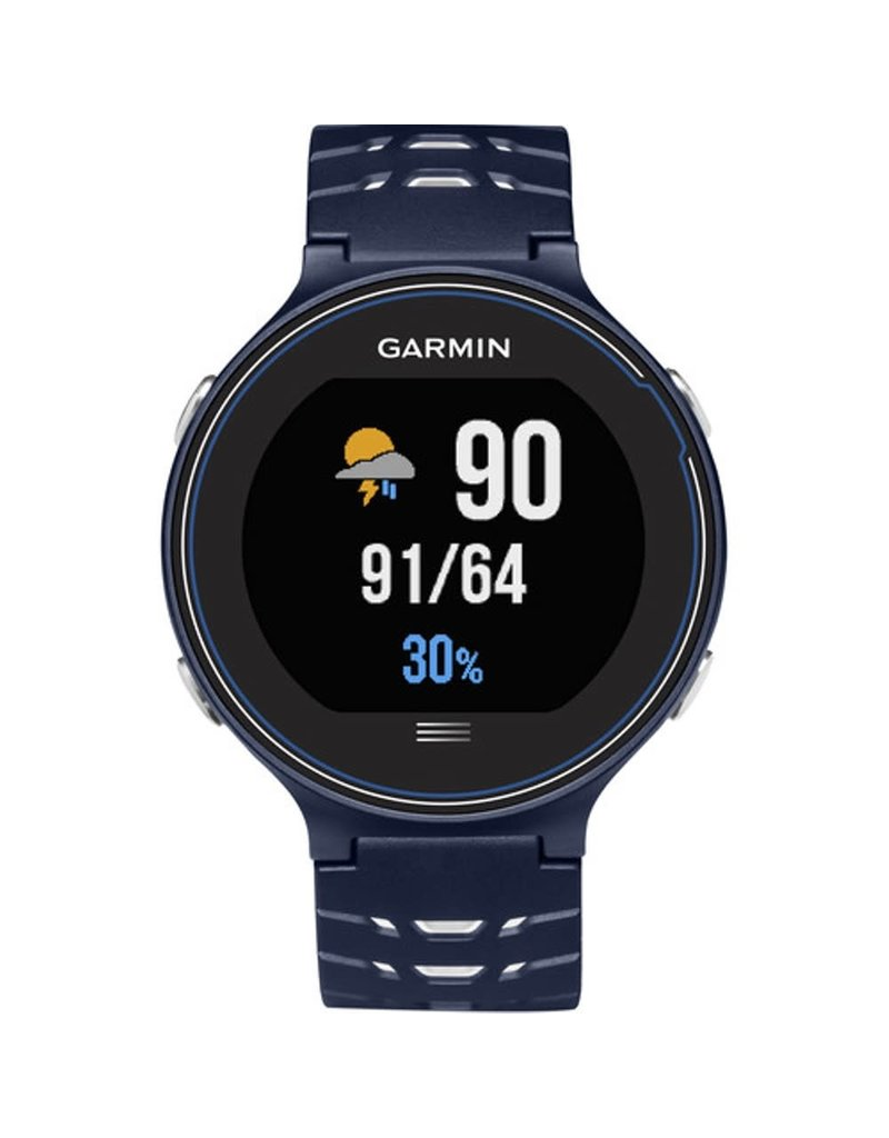 Garmin Garmin Forerunner 630 GPS Running Watch - Midnight Blue