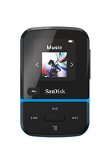 SanDisk SanDisk 16GB Clip Sport Go MP3 Player - Blue