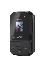 SanDisk SanDisk 16GB Clip Sport Go MP3 Player, Black