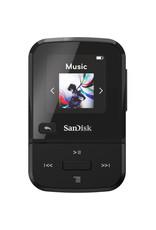 SanDisk SanDisk 32GB Clip Sport Go MP3 Player - Black