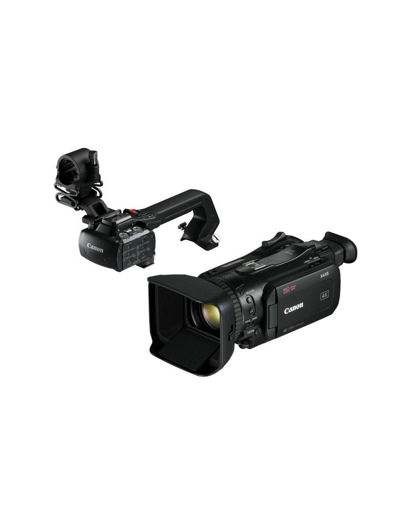 Canon Canon XA55 4K UHD  Professional Camcorder