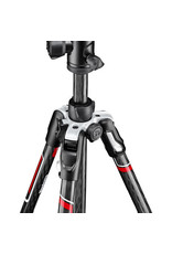 Manfrotto Manfrotto MKBFRC4-BH BeFree Carbon Fiber Tripod Kit - Black