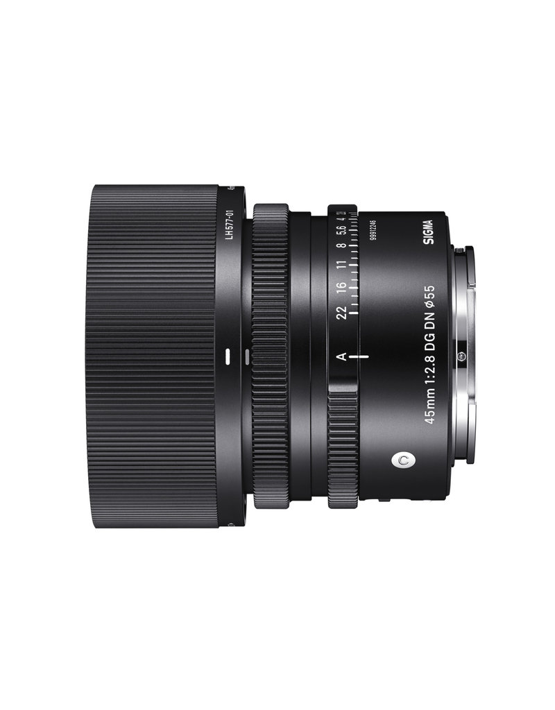 Sigma 45mm F2.8 DG DN Contemporary Lens For Leica L-Mount