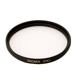 Sigma DG UV Filtre - optimisé 58MM