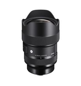 Sigma 14-24mm f2.8 DG DN Art lens for sony E mount