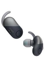 Sony Sony WFSP700N Headphone  (Black)