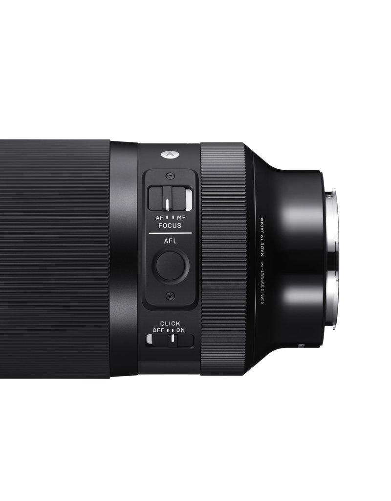 Sigma 35mm f1.2 DG DN Art Lens for Sony E mount