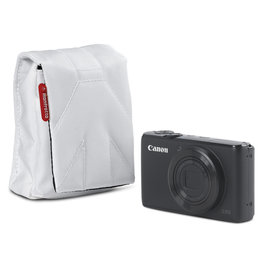Manfrotto MANFROTTO NANO CAMERA POUCH S. W. STILE  White