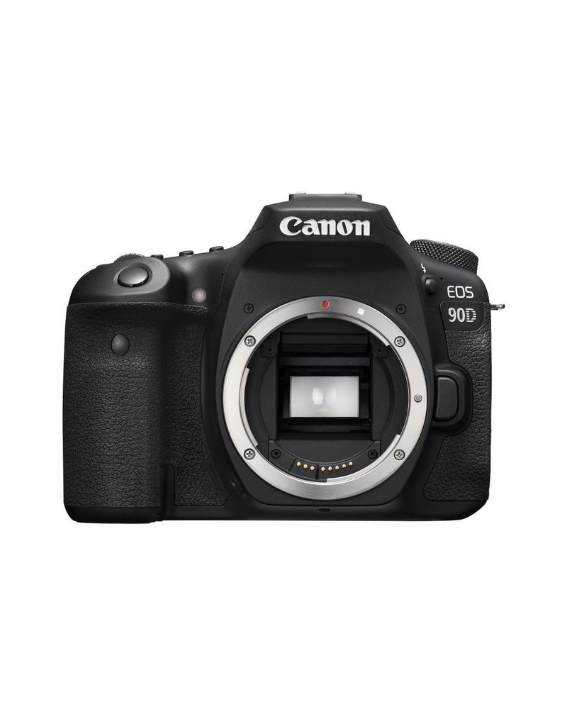 Canon EOS 90D DSLR Camera Body Only