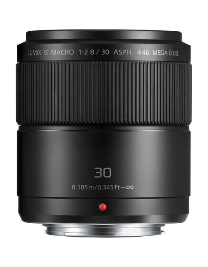 Panasonic Lumix G Macro 30mm f/2.8 Lens