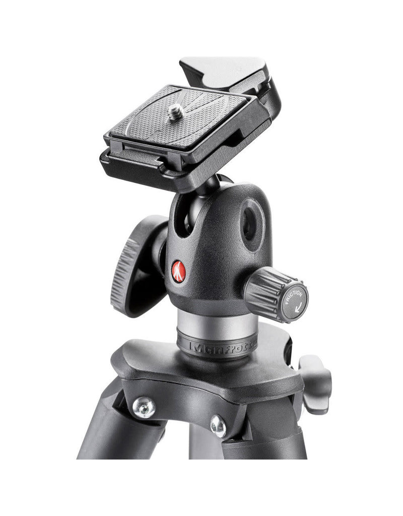 Manfrotto Manfrotto MKCADVBHBK Compact Advanced tripod kit with Ball head