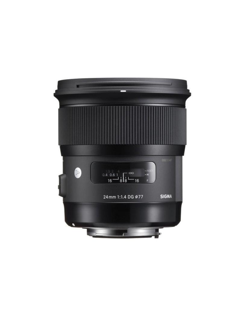 Sigma Sigma 24mm F1.4 DG HSM Art Lens for L- mount