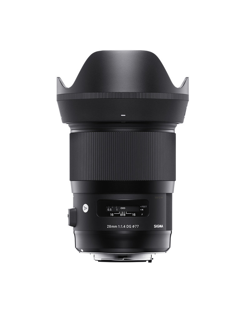 Sigma Sigma 28mm f1.4 DG HSM Art Lens for L mount