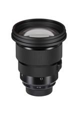 Sigma SIGMA 105mm F1.4 DG HSM Art lens for L-mount