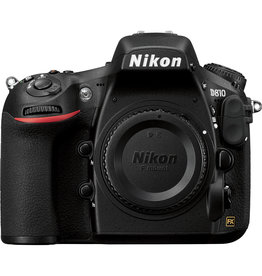 Nikon Nikon D810 FX-Series DSLR Camera Body