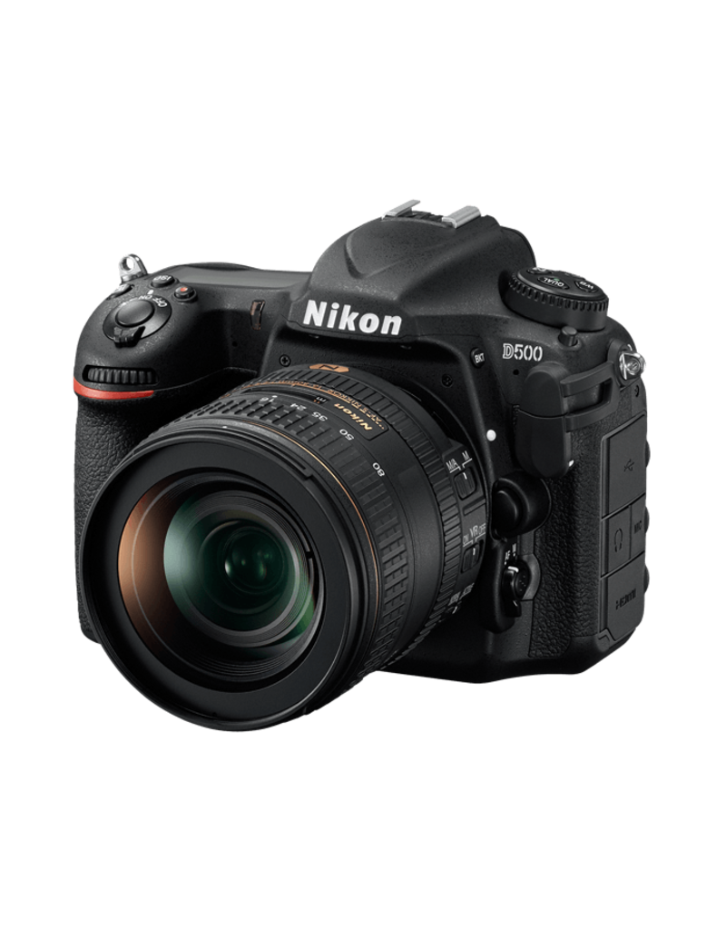 Nikon Nikon D500 DX fomat DSLR Camera with 16-80mm VR Lens