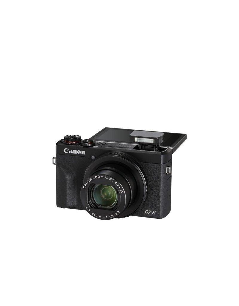 Canon Canon PowerShot G7 X Mark III Digital Camera - Black
