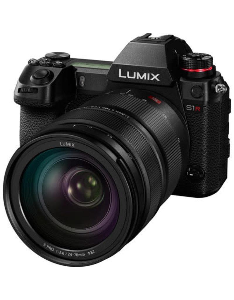 Panasonic Panasonic Lumix 24-70MM F2.8 S PRO lens