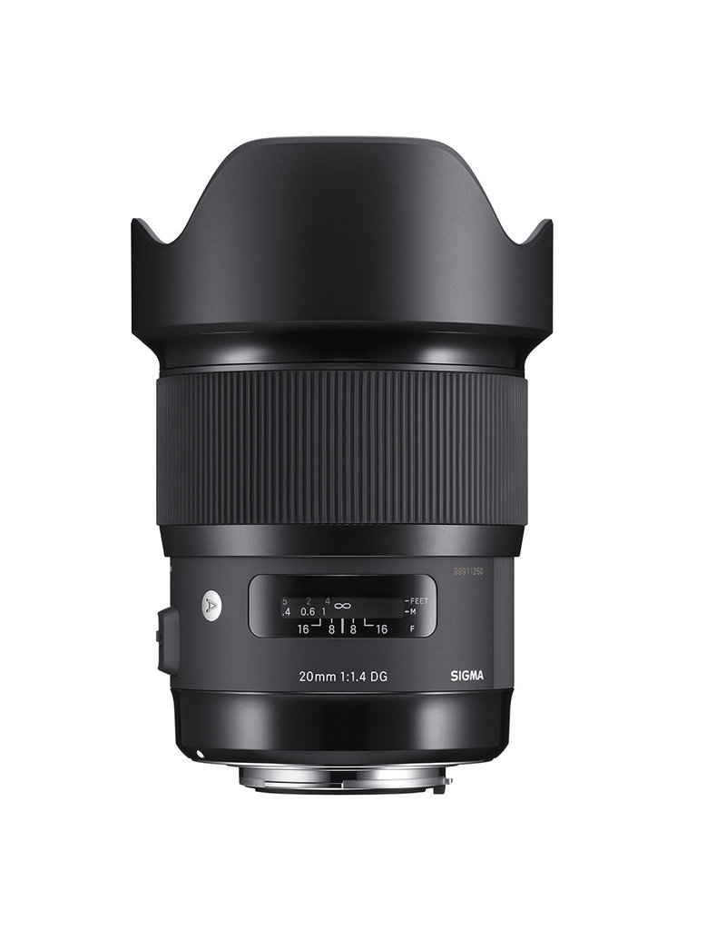 Sigma SIGMA 20mm F1.4 DG HSM Art Lens For L-mount