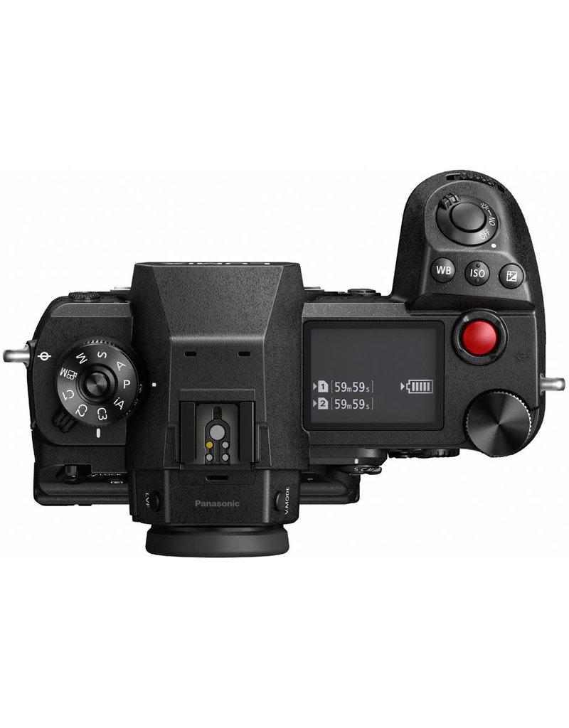 Panasonic Lumix DC-S1H Full frame Mirrorless Camera - Body