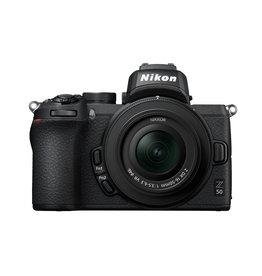 Nikon Z50 Mirrorless Camera With 16-50mm Lens