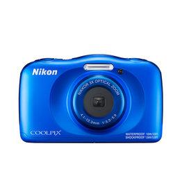 Nikon Nikon Coolpix W150 Digital Camera - Blue